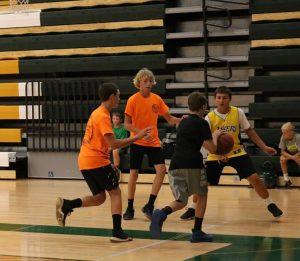Basketball Shooting Contests @ R-P High School Gymnasium