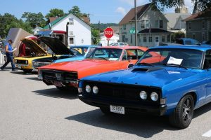 Car Show @ by Anderson Auto on South Elm Street | Rushford | Minnesota | United States