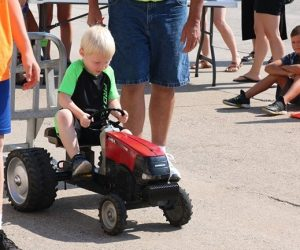 Pedal Tractor Pull @ Rushford Fire Station