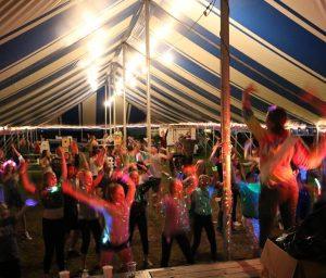 Teen Dance @ Fest Tent