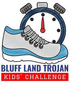 Bluff Land Trojan Kids Challenge - Course Open @ Fest Grounds