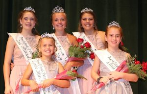 Queen Pageant @ Rushford-Peterson Schools' Theater | Rushford | Minnesota | United States